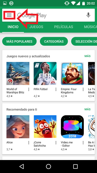 Cómo Activar El Control Parental De Google Play Store