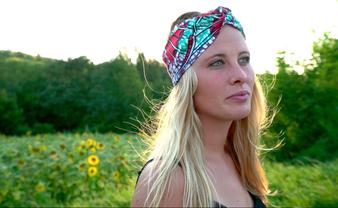 Bandeau pour cheveux - Headband africain