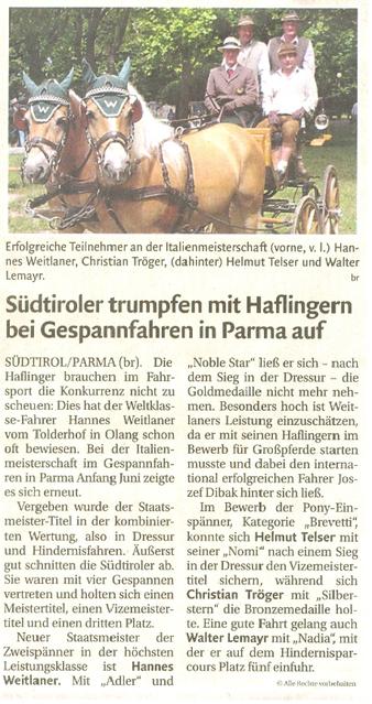 6/2013 Dolomiten