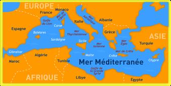 Le Bassin Méditerranéen