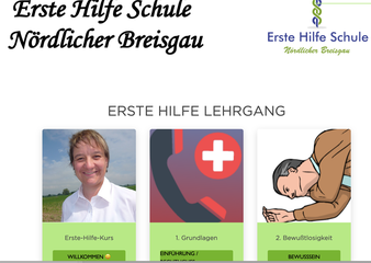 Erste Hilfe Online Kurs