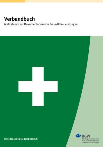 Digitales Verbandsbuch der BGW