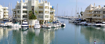Ferienwohnung Puerto Marina Benalmadena, Andalusien