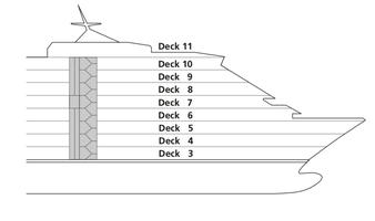 AIDAcara Deckpläne