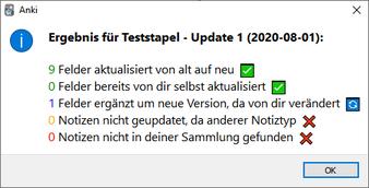 updates installiert