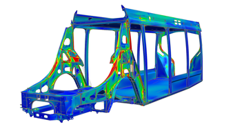 Software for finite element analysis - FEA/FEM-WORKS