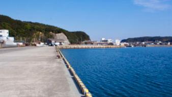 釣り場 太地港