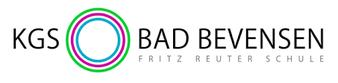 Das Logo der Kooperativen Gesamtschule Bad Bevensen, größte Schule im Landkreis Uelzen