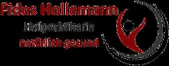 Fides Hollemann Heilpraktikerin natürlich gesundLogo