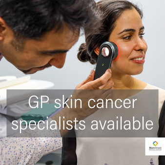 Hervey Bay doctor GP skin check