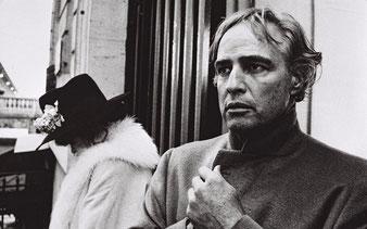 Maria Schneider og Marlon Brando