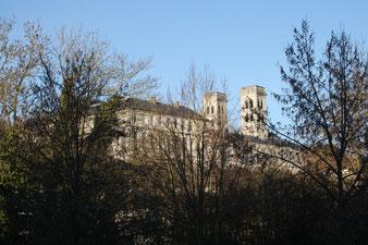 Cathédrale et palais épiscopal