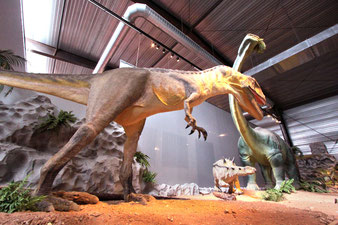 Dinosauria... le Musée des Dinosaures