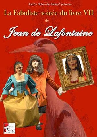 Spectacle sur les fables de Lafontaine