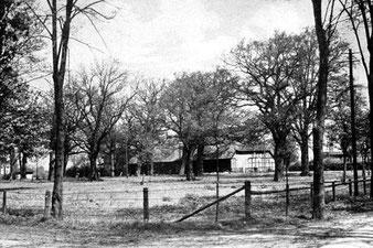 Klingelscheune auf dem Hof Hardebek
