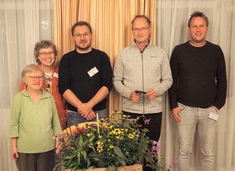 Vorstand des NABU Steinenbronn / Waldenbuch