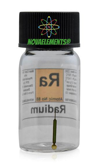 Buy Radium metal element 88 sample - Nova Elements