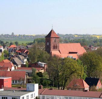 Grevesmühlen St.Nikolai-Kirche