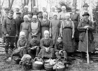 Waldarbeiterinnen