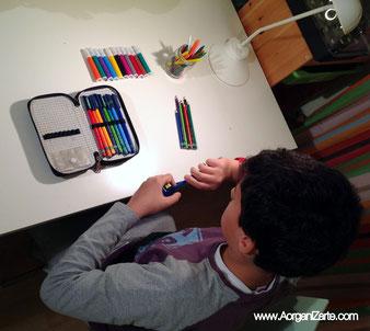 ordenar niños - www.AorganiZarte.com