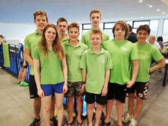 Schwäbische Meisterschaften der langen Strecken und Lagen als Abschluss