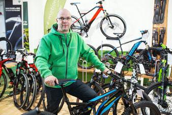 Beratung zu e-Bike Gangschaltungen bei den e-Bike Experten von e-motion