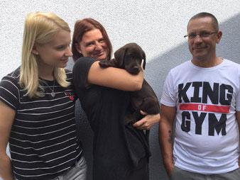 Dakota & Familie Taschenberger