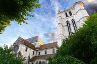 cantus felix,église Saint-Étienne,roman gothique flamboyant,beauvais