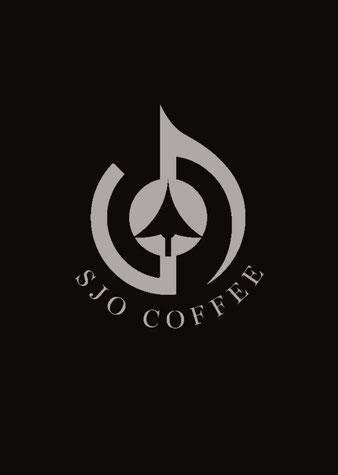 SJOCOFFEE マーク ロゴ 鎌倉 由比ヶ浜 若宮大路