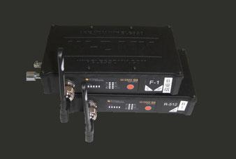 DMXワイヤレスシステム