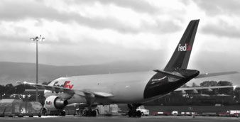 Many ASL freighters are leased by integrators such as FedEx or DHL Express  /  source: ASL