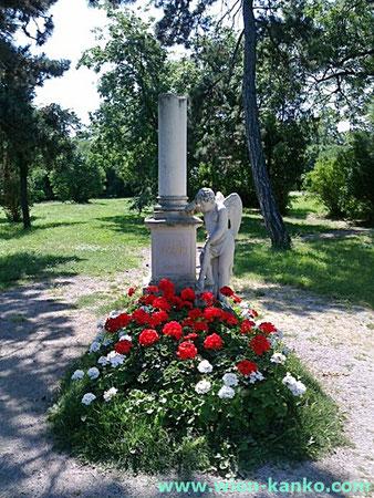 モーツァルトのお墓