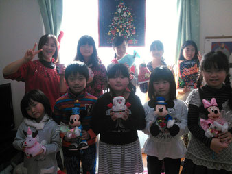2014年12月21日『クリスマス会』
