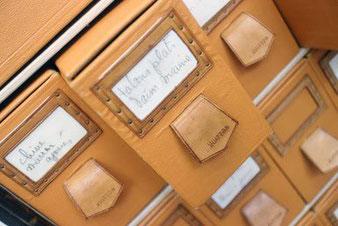 Boite a chaussure pour malle Louis Vuitton