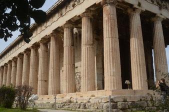 Athen, Tempel des Hephaistos (Theseion)