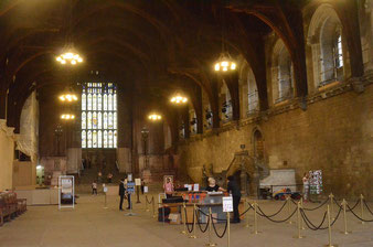 Parliament, Great Hall (11./12. Jahrhundert)