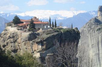 Kloster Megálo Metéoro