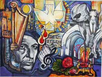 Hallelujah Leonard Cohen von Peter Pöllmann