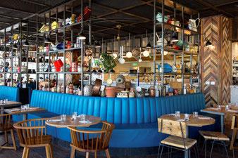 1 Дизайн ресторанов под ключ в Москве tur4enko.com