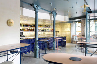 Проектирование и дизайн ресторанов, кафе в Москве