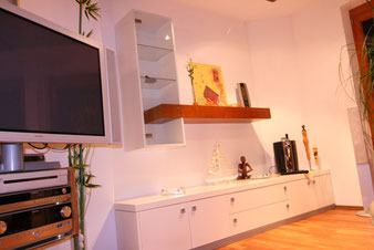 Wohnzimmerverbau