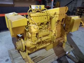 3406 CAT Marine & Industrial engine - Lamy Power - Marine