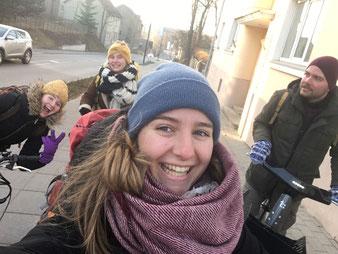 Radelausflug in Tartu