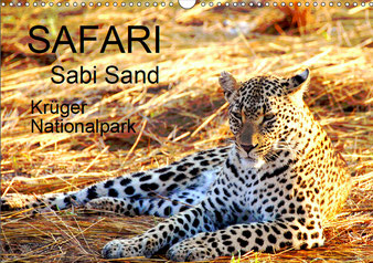 safari-sabi-sand-kalender-2020-krueger-nationalpark