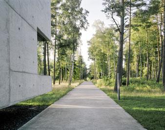 Klemens Ortmeyer, Gedenkstätte Bergen-Belsen
