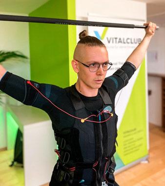 Muskelaufbau / Tiefenmuskulatur kräftigen