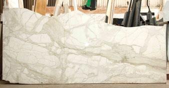 Calacatta Marmor poliert
