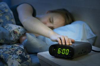 Krank durch Elektrosmog am Schlafplatz