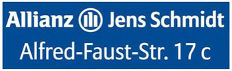 Versicherung und Baufinanzierung Allianz Jens Schmidt in 28277 Bremen