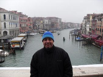 Auf den Spuren des Adria-Express in Venedig